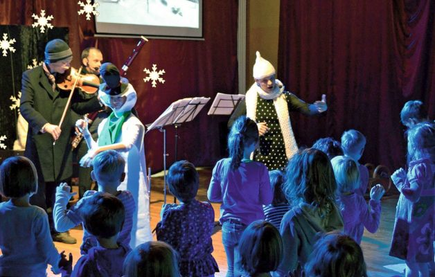 Kultur in der Adventszeit in Winzerla