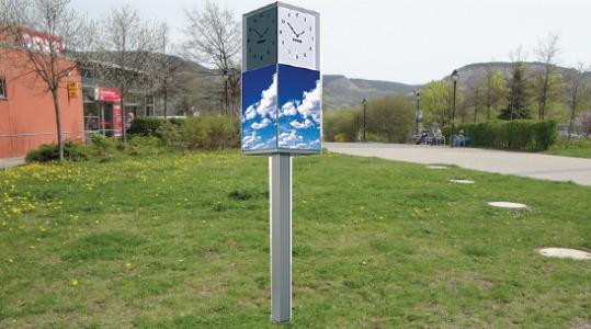 Braucht Winzerla eine öffentliche Uhr?