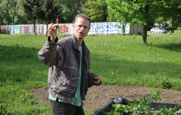 Neue Patenschaft für den Stadtteilgarten