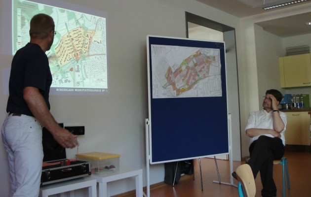 Rahmenplanung Winzerla am 6. Juli für zwei Quartiere