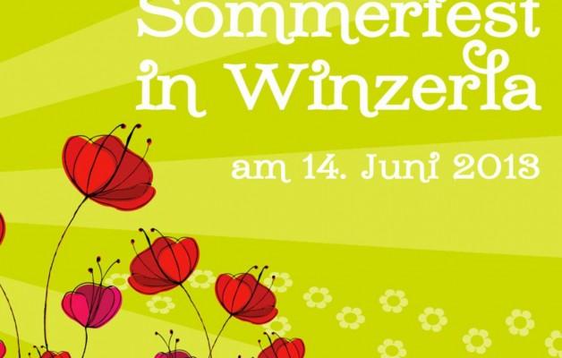 5. Winzerlaer Sommerfest am 14.06.13