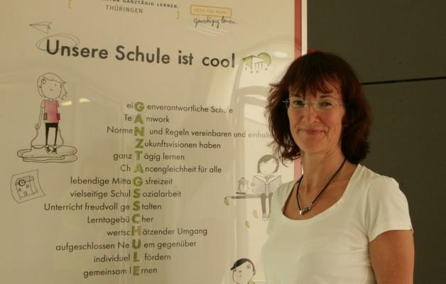 Petra Prauße – die neue Schulleiterin der Gemeinschaftsschule Galileo im Interview
