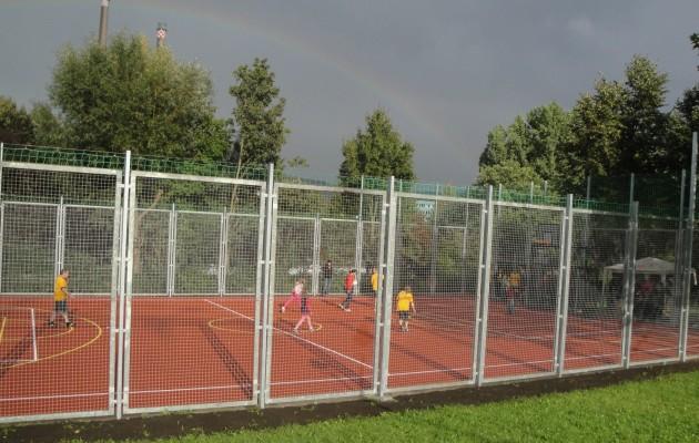 Kein Verständnis mehr für Bolzplatzaktivitäten auf dem Gelände der Ganztagsschule Winzerla
