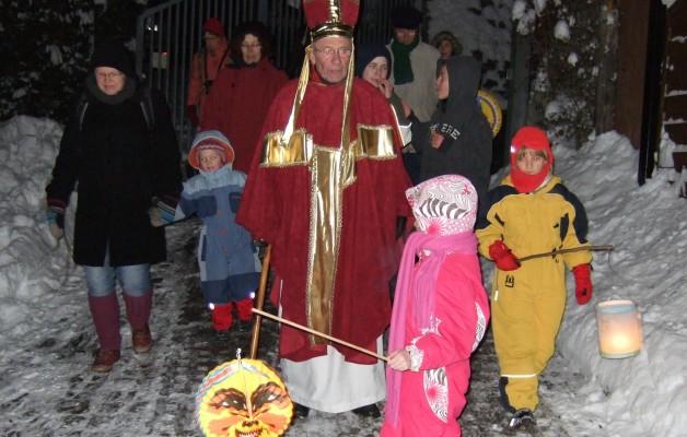 Erstes Vorbereitungstreffen zum Nikolausmarkt