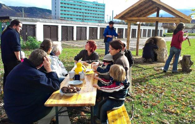 """""""Offene Sprechzeit"""" im Stadtteilgarten"""
