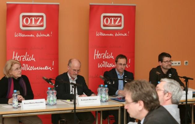 Eichplatzdebatte in Winzerla