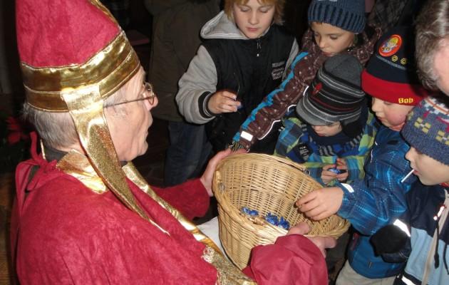 Nikolausmarkt in Alt-Winzerla am 02.12. und 03.12.16
