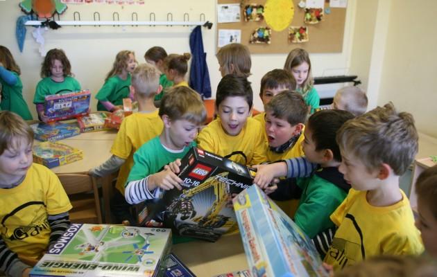 """Gemeinschaftsschule """"Galileo"""" weiht neues Spielzimmer ein"""