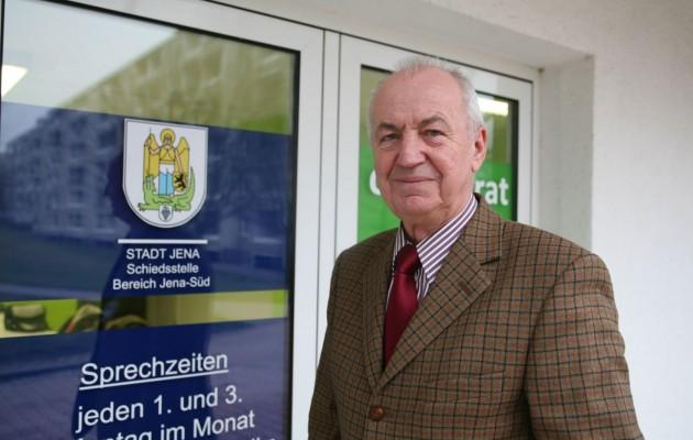 Ralf Tänzer kandidiert erneut als Schiedsmann