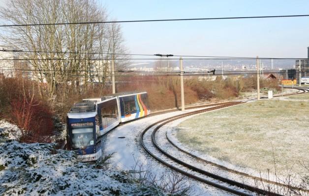 Umsetzung des Nahverkehrsplans verzögert sich in Winzerla