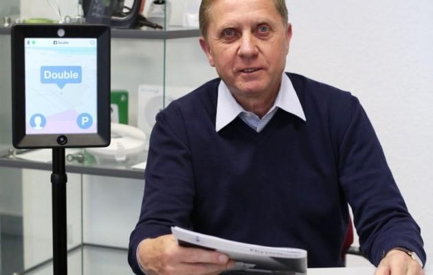 Technik kann im Alter helfen – Interview mit Martin Kühne
