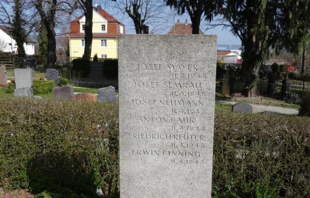 70 Jahre Kriegsende und die amerikanische Besatzung in Winzerla