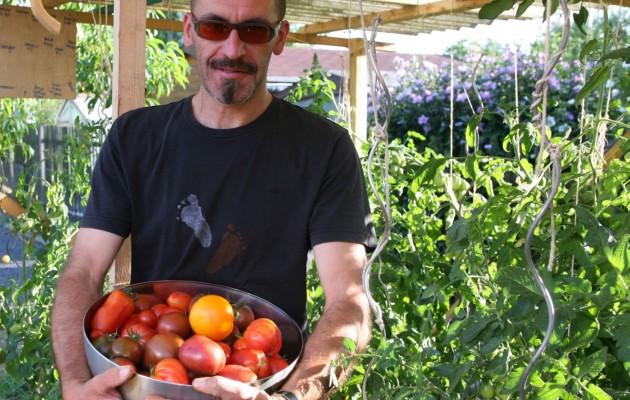 """Tomatenvortrag am 13. Mai: Joe Cocker und der """"Kaiser der Paradeiser"""""""