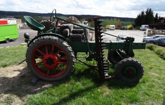 Die Landwirtschaft in Winzerla nach 1945