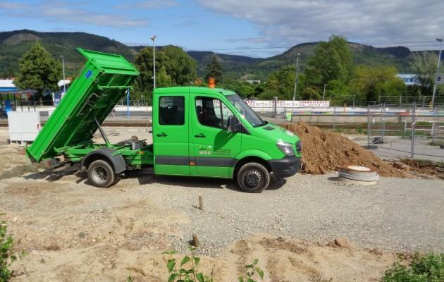 Aktueller Stand über die Baustellen in Winzerla
