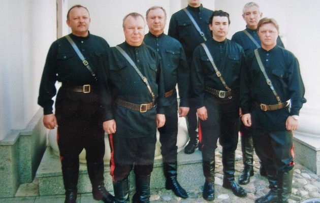 Aus den Tiefen der russischen Seele – Don Kosaken zu Gast in Winzerla
