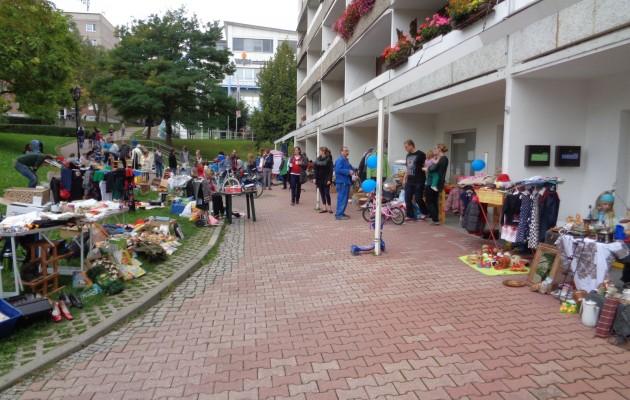 2. Tausch- und Trödelmarkt am 07.05.16