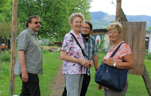 Seniorenbeirat besucht Winzerla