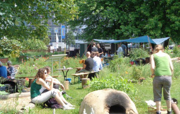 """Stadtteilgarten beim """"Tag der offenen Gärten"""" mit dabei"""