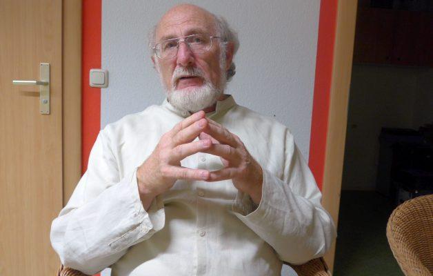1. Erzählcafé mit Michail Berman