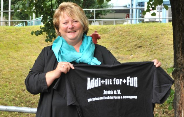 "Interview mit Birgit Franz von ""Addi Fit for Fun"" e.V."