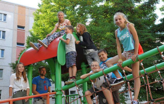 Spielplätze in Winzerla: Alles in Ordnung?