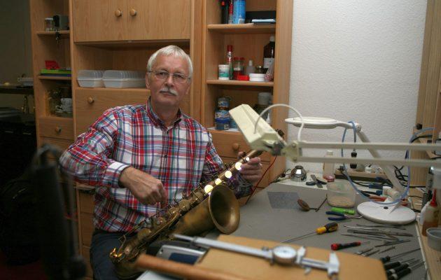 Fachkundige Hilfe für defekte Instrumente