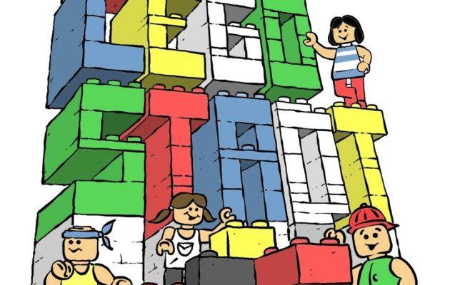 Ferienprogramm: Mit Lego eine Stadt bauen