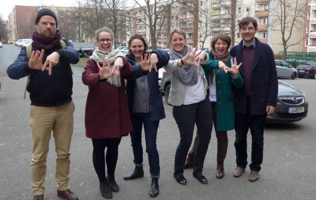 """Landschaftsarchitekten """"gruppe F"""" moderieren Quartierentwicklung"""