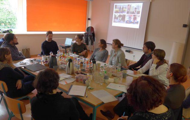 Bürgerbeteiligung zur Aufwertung des Quartiers Winzerla Nord