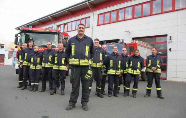"""Freiwillige Feuerwehr Winzerla – """"Einer für alle – alle für einen!"""""""