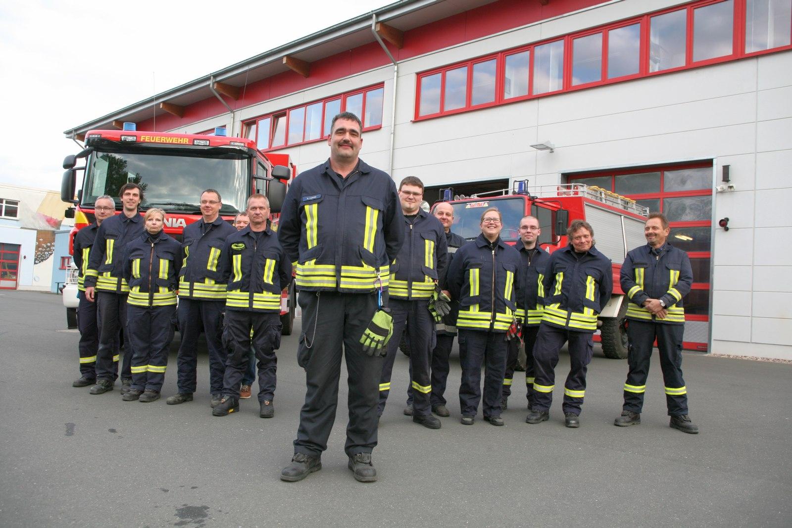 Freiwillige Feuerwehr Winzerla