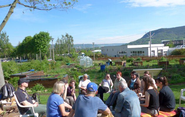 Die Idee Stadtteilgarten wächst und wächst…