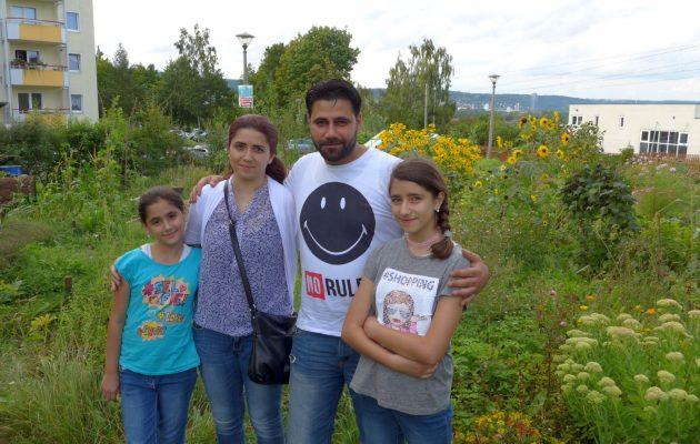 5. Erzählcafé: Von Aleppo nach Jena