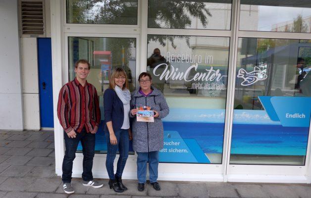 Von Winzerla in die Welt – mit dem Reisebüro im WinCenter