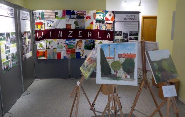 Kunstausstellung in Winzerla