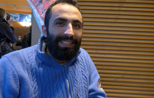 6. Erzählcafé: Hasan Ramo – Soldat und Filmemacher