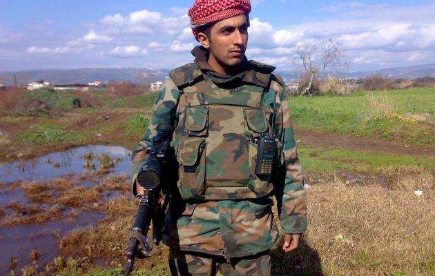 Beginn des Arabischen Frühlings in Syrien