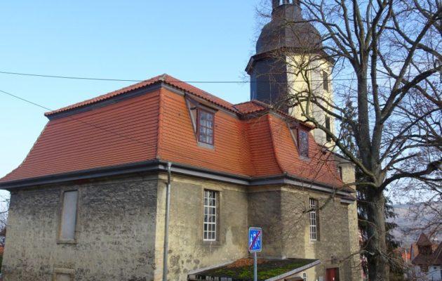 Winzerlaer Kirche wird 300 Jahre alt