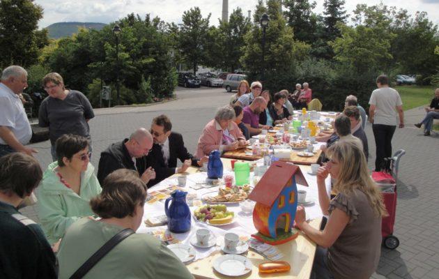 Tag der Nachbarn am 25. Mai in Winzerla