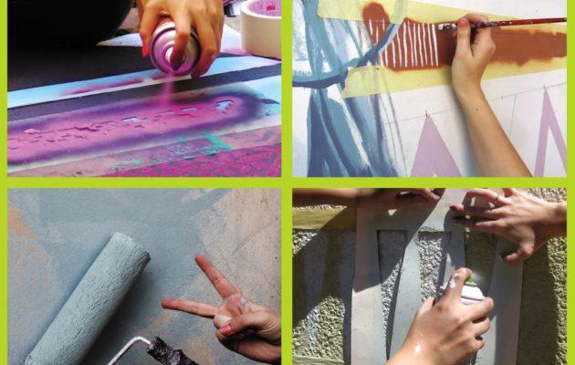 Mach mit beim Streetart-Workshop!