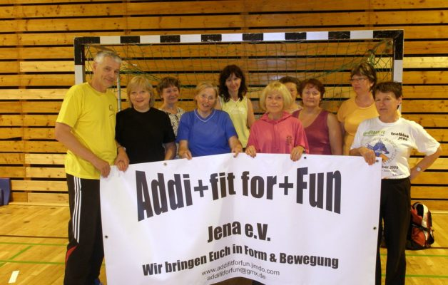 """""""Addi Fit for Fun Jena"""" lädt am 8. September zum Sportfest ein"""