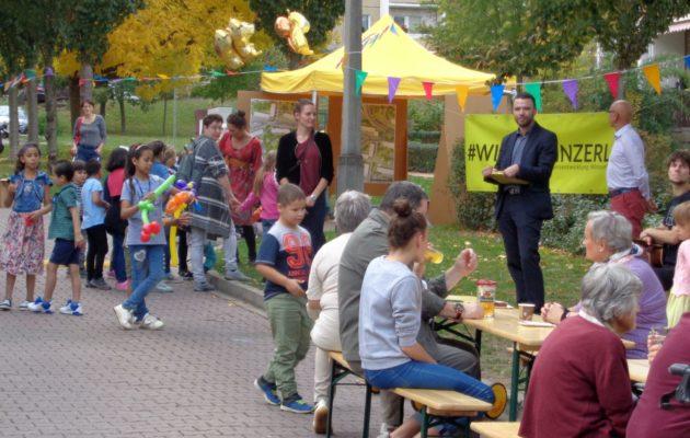 """""""Eichhörnchenfest"""" in Winzerla-Nord – Abschluss Bürgerbeteiligungsprozess"""