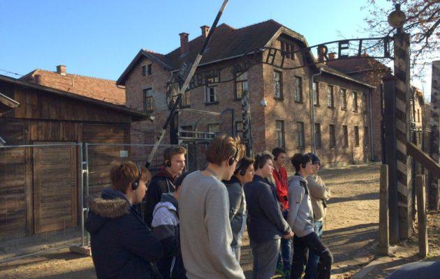 Vom Gedenken und Begegnen – Reflexion Auschwitz-Fahrt des Freizeitladens