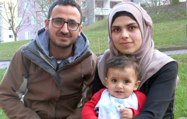 Nächstes Erzählcafé mit Fatima Alkhalluf