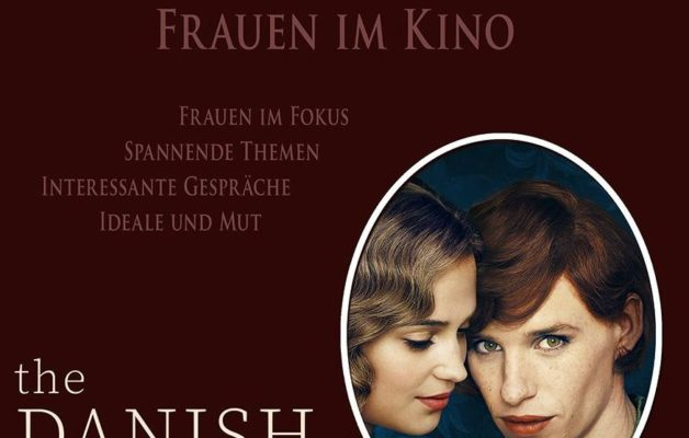 "Frauen im Kino. ""The Danish Girl"""