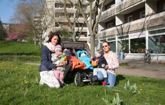 Tagesmütter auch in Winzerla!
