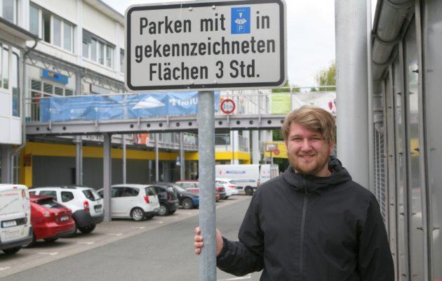 Parken: Ein Dauerthema in Winzerla (Teil 1)