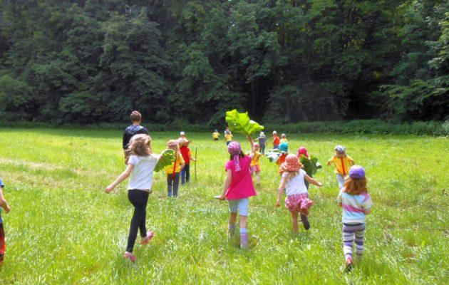 20 Jahre Waldkindergarten