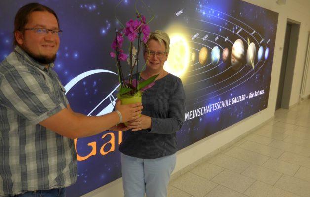 Dagmar Zipfel geht in den Ruhestand